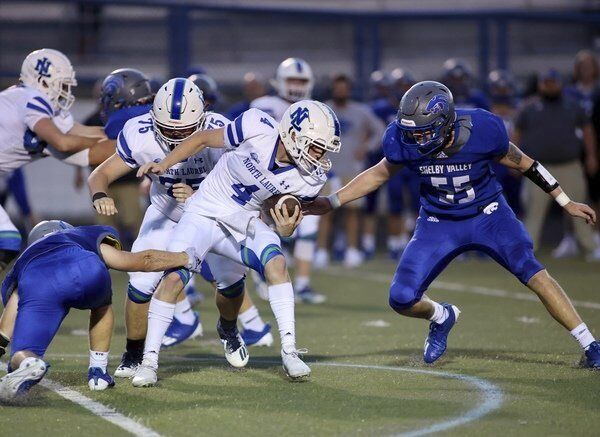 ROAD WARRIORS: North Laurel improves to 3-0 for the first time since 2017
