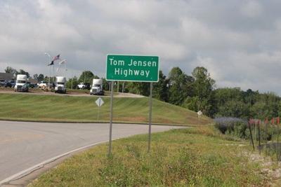 Road named Tom Jensen Highway