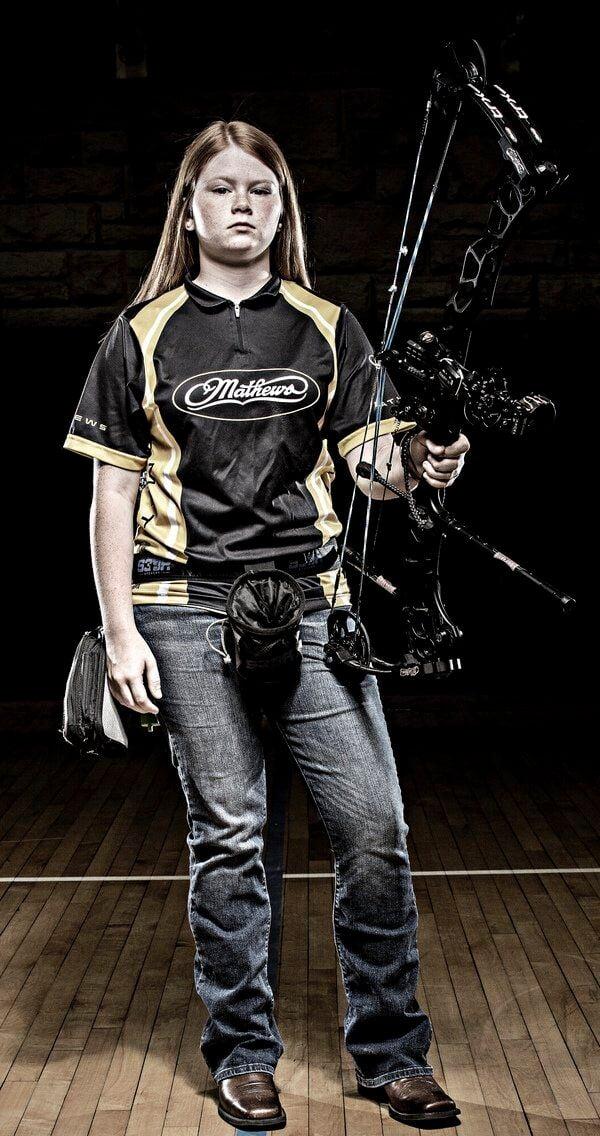 Azbill named<span>Kentucky State Target Archery Association State Champion</span>