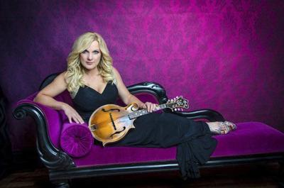 See Rhonda Vincent, The Queen of Bluegrass, at The Center for Rural Development on May 4