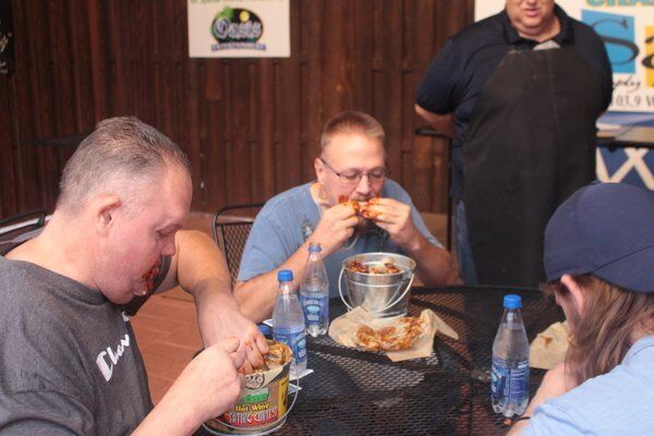 Next week is final Hot Wing Eating Contest; OTG hosting qualifier for WCF contest