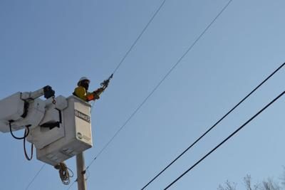 Power Outages Reported After Wednesday Night S Sub Zero Temperatures