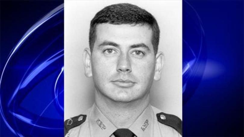 Trooper Johnny Edrington