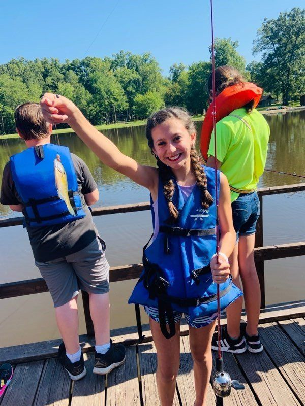 East Bernstadt attends Environmental Camp Science Day