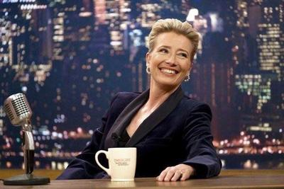 MOVIE REVIEW: Emma Thompson scores comic points with engaging 'Late Night'