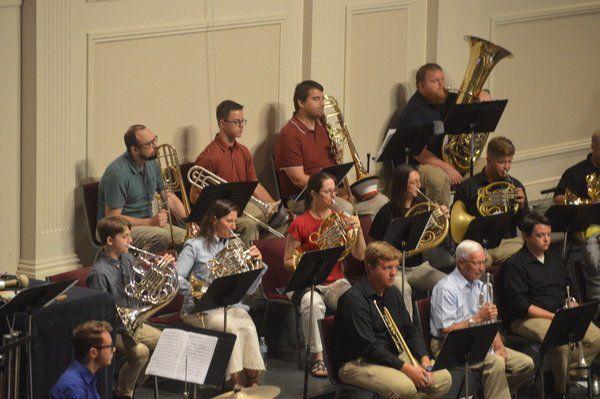 First Baptist hosts Pops Concert