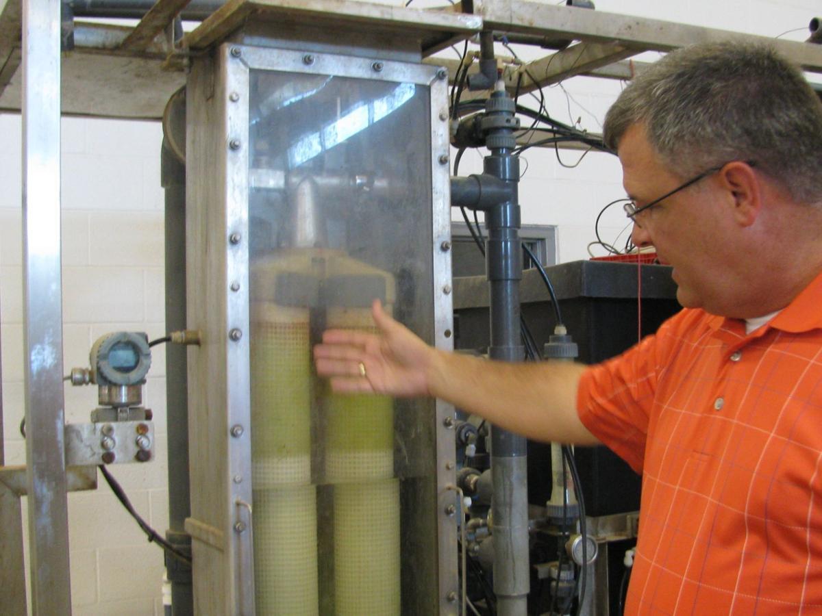 Wichita Falls water treatment