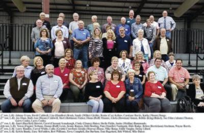 Class of 1974 celebrates 45th reunion