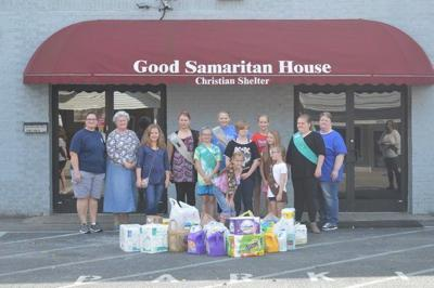 Girl Scouts donate to local homeless shelter | Local News