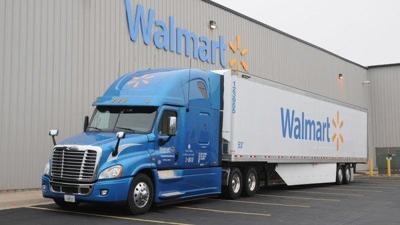 walmart truck driver pay and benefits