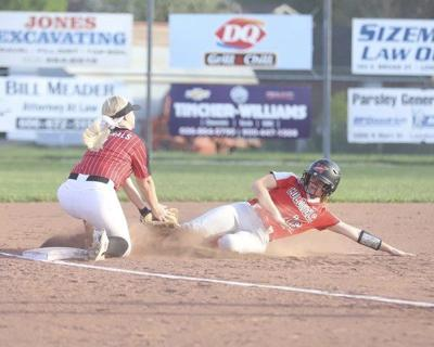 Lady Cardsremain perfect in district with win over Whitley County