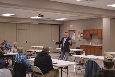 Quarles hosts Farmers Roundtable