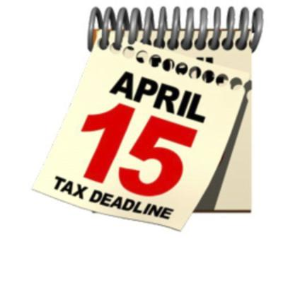 Today is the deadline to file tax returns