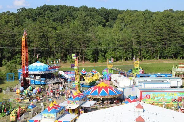 Feature photos of the Laurel County Fair