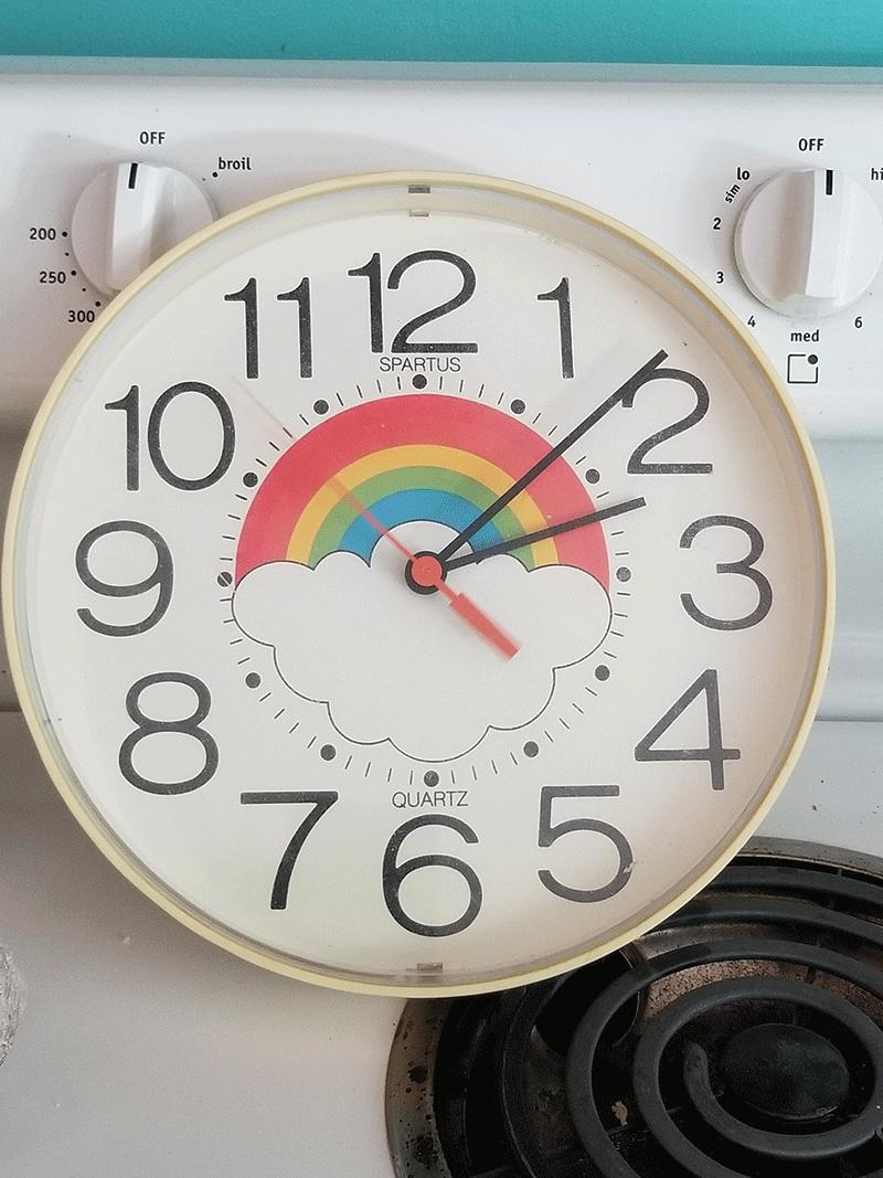 Tick, Tock, Clocks