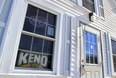 Keno offered here