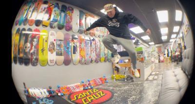 Ollie's Skate Shop