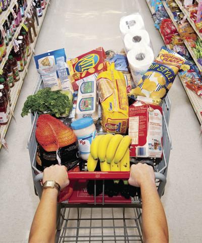 Cart in corona