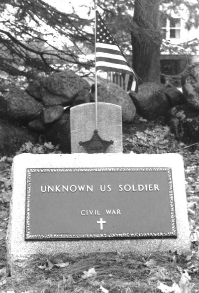 A Moment in (Local) History: Stoddard's Unknown Soldier, by Alan F. Rumrill