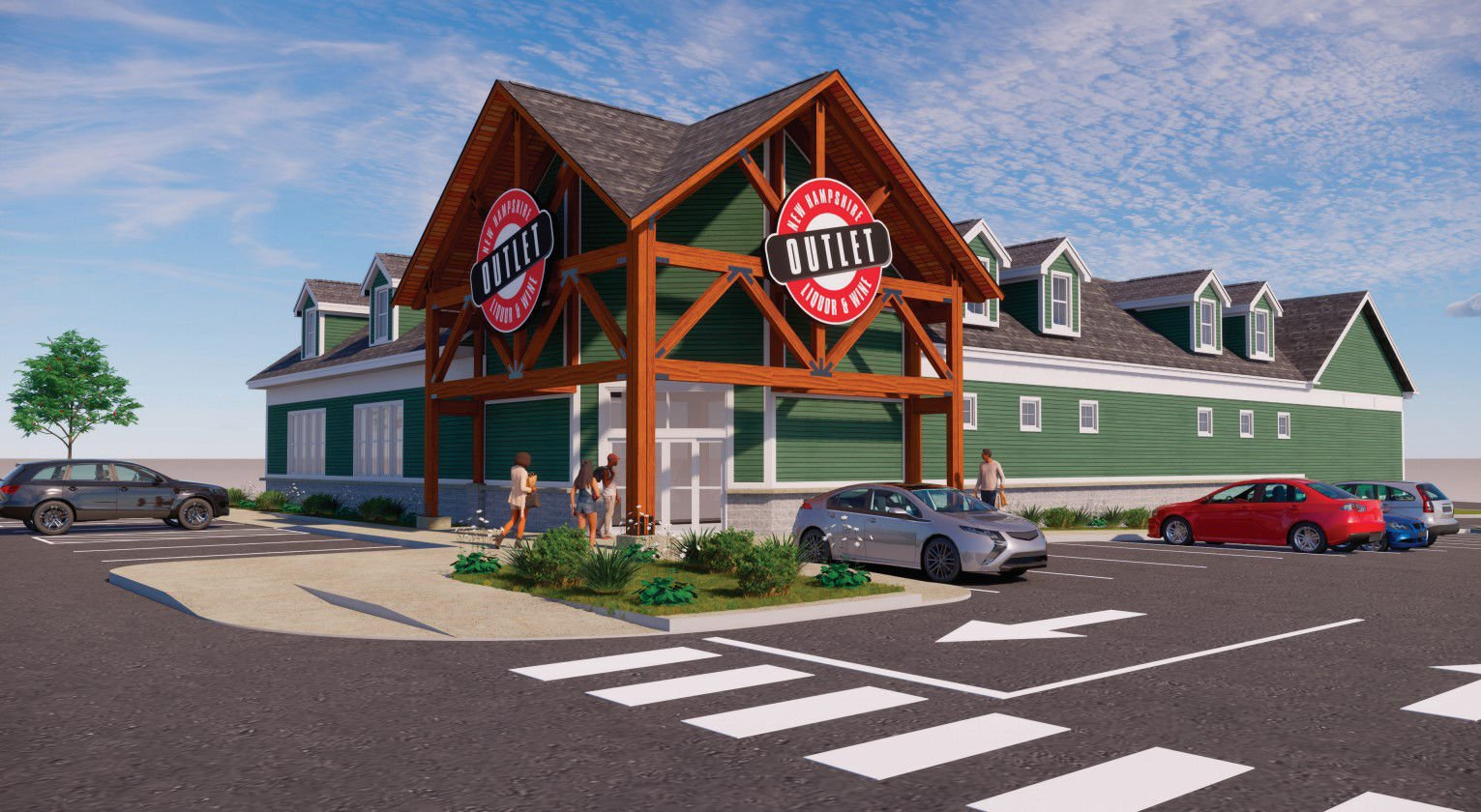 Larger liquor outlet and Marshalls among changes planned for Rindge plaza