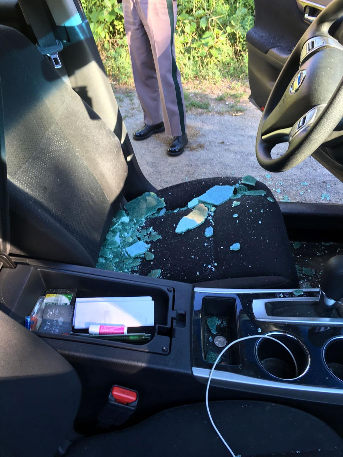 more smash and grab car break ins reported in area local news
