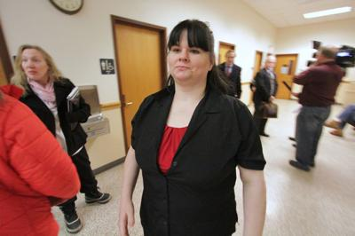 Bennington woman acquitted of murder is sentenced on theft