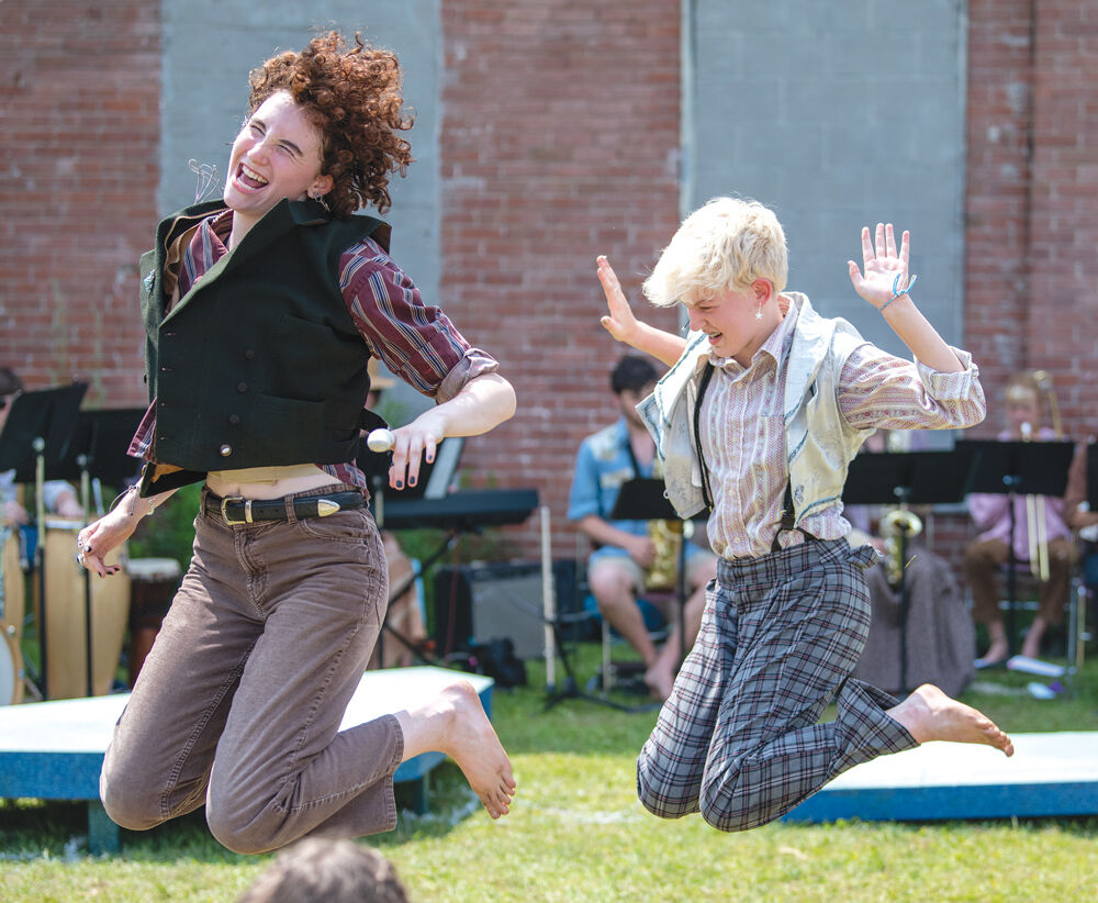 New England Youth Theatre Fall Programming