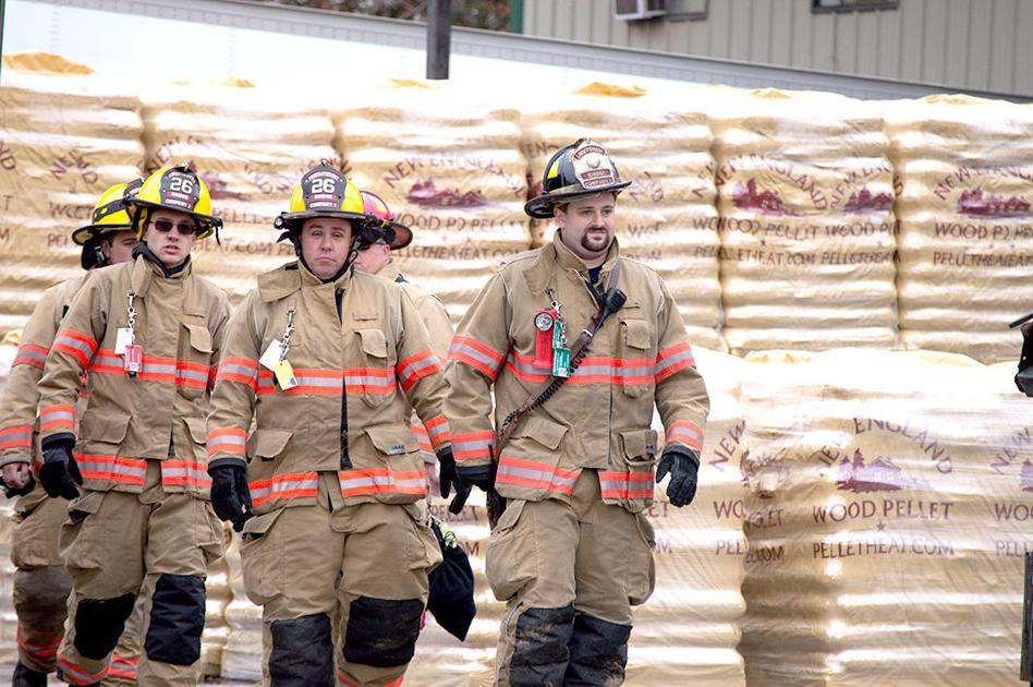 Small fire at a Jaffrey firm extinguished quickly