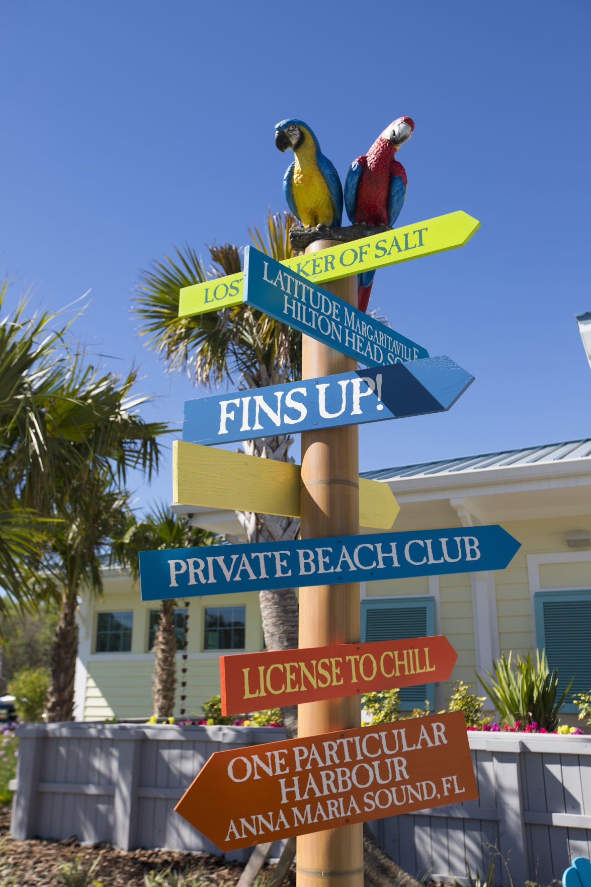 Jimmy Buffett Branded 55 And Older Community A Paradise For Parrotheads National And World Sentinelsource Com