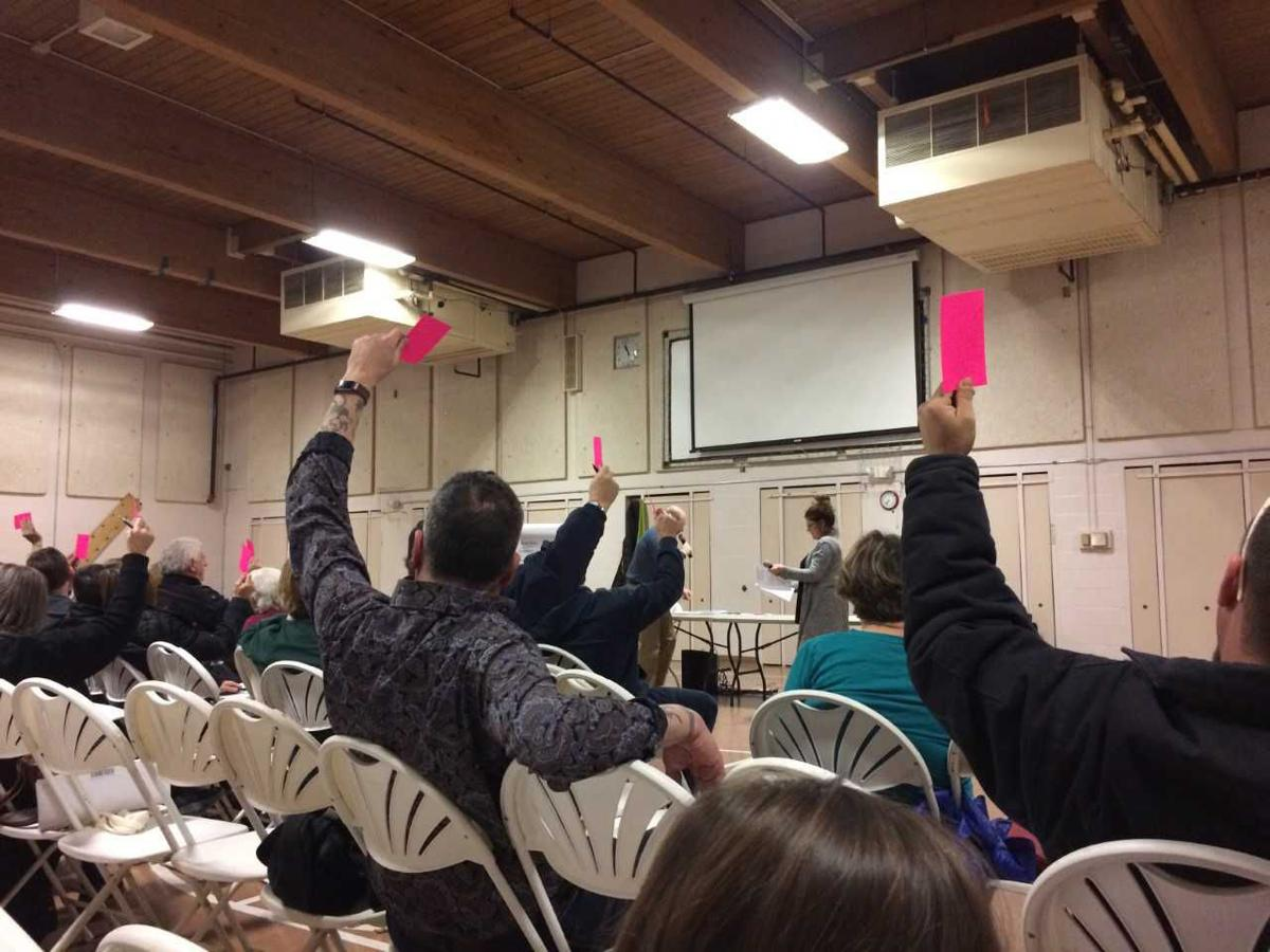 As purchase of Keene mobile-home park looms, residents take