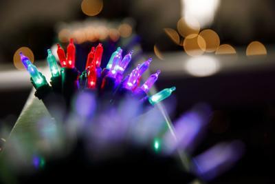 Vietnam Christmas lights