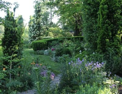 Let's drop our trowels for a day and go take a look at… Other People's Gardens…