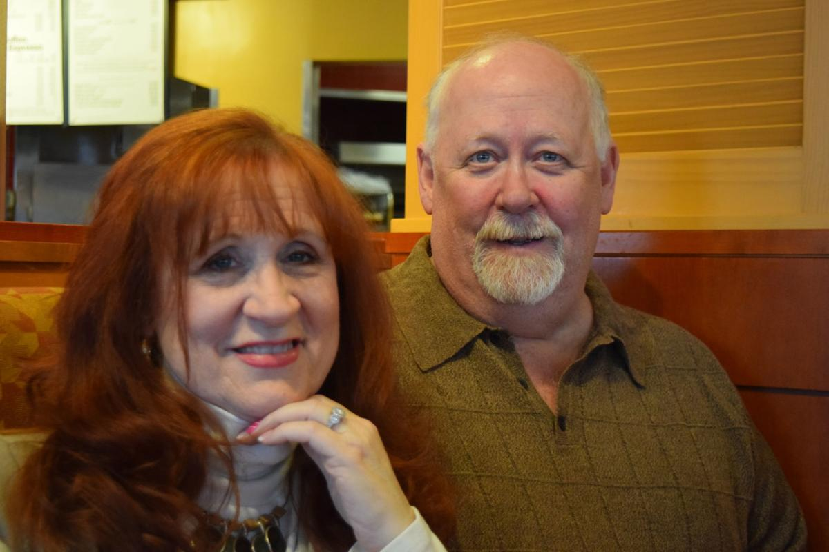 Traci and Rich Booth
