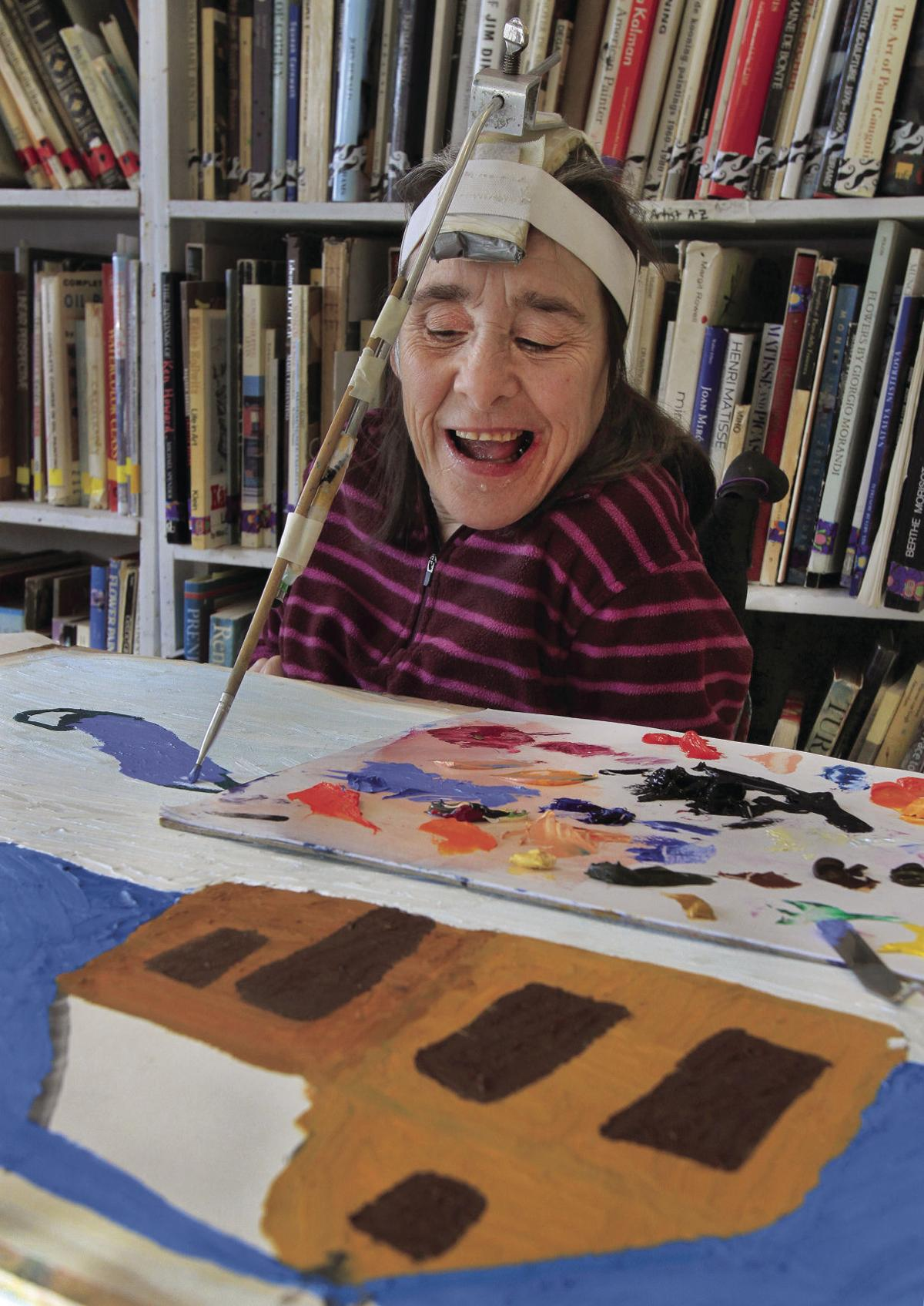 Melody Squires: Happy Notecards, Happy Artist