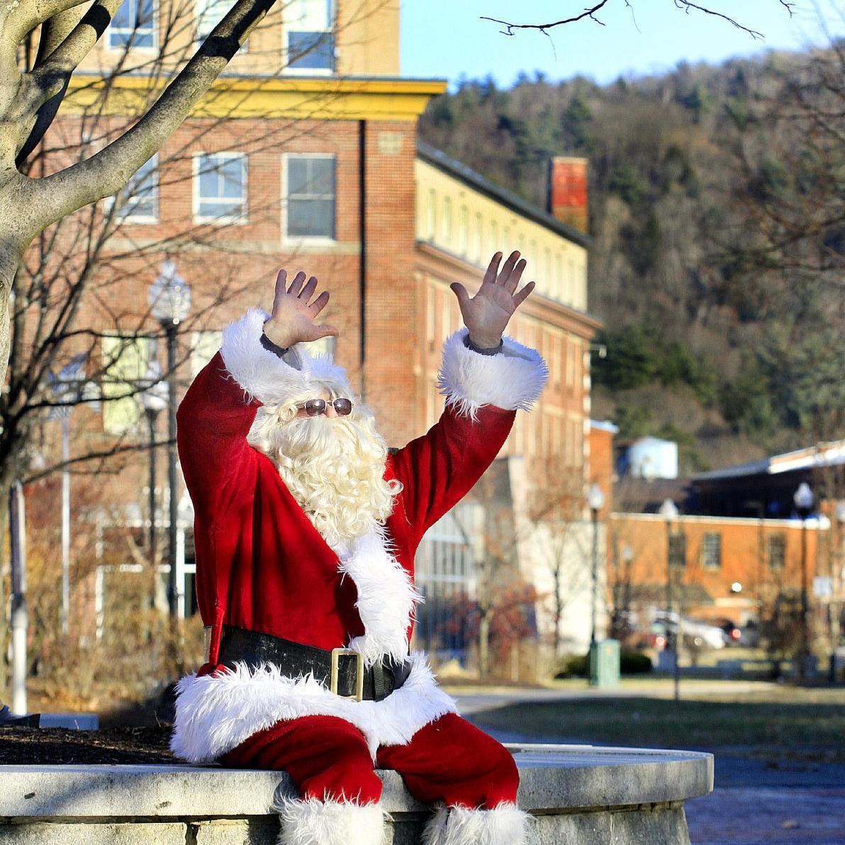 Salutations from Santa