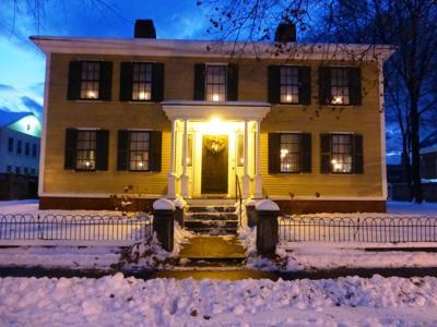Horatio Colony House