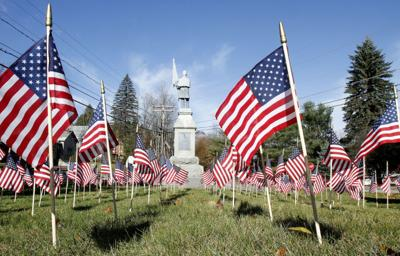 Remembering the sacrifices of veterans at Keene observance (copy)