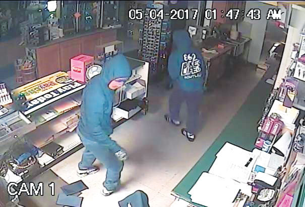 guns thousands of dollars stolen from vermont businesses