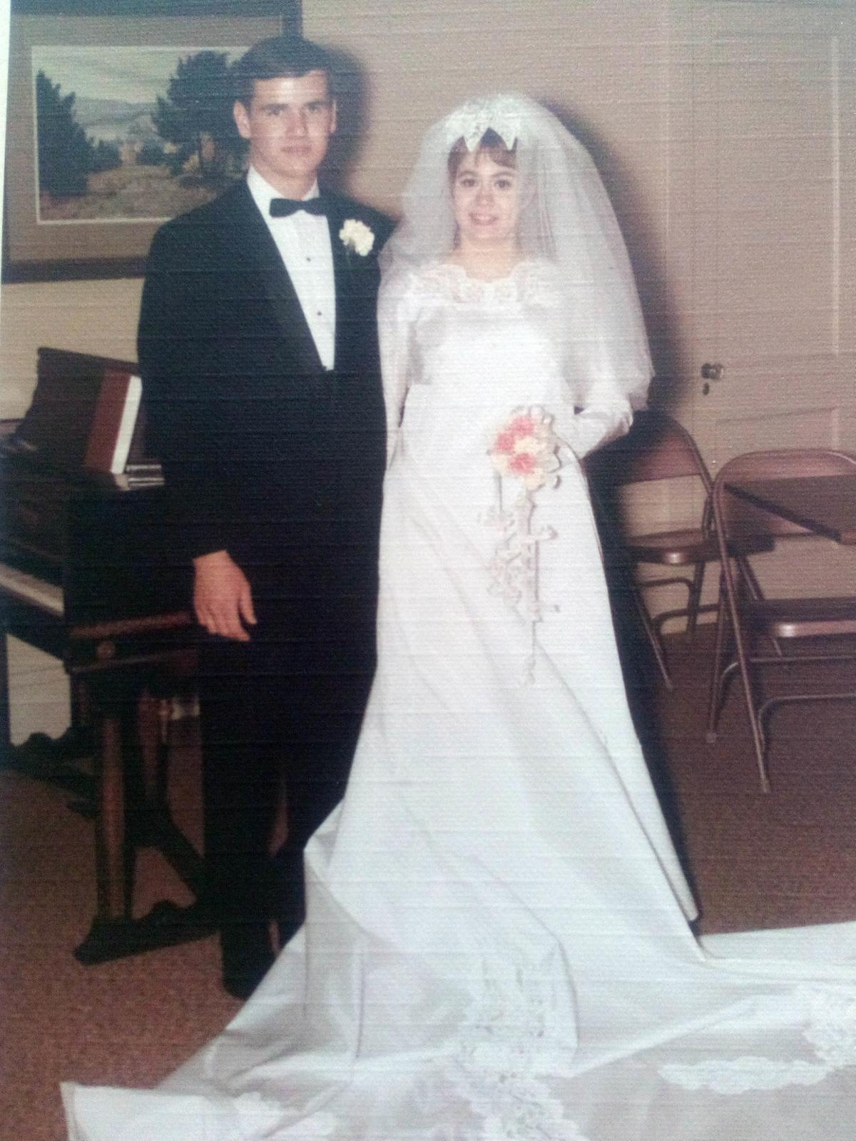 Thayer wedding
