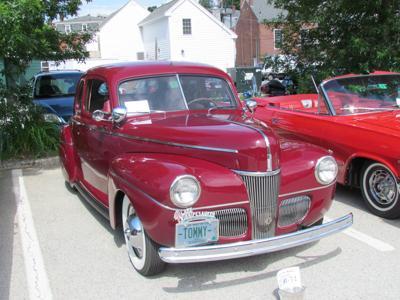 1941 Ford Sedan-Coupe