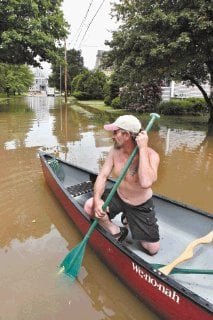 LESSONS LEARNED FROM STORM Area flooding tops 2012 stories