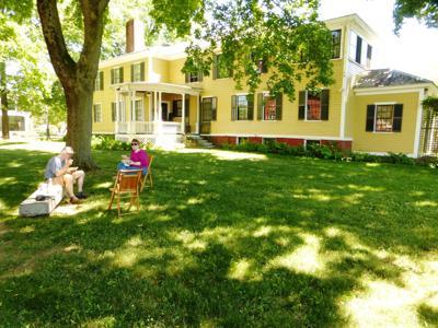 Horatio Colony picnic