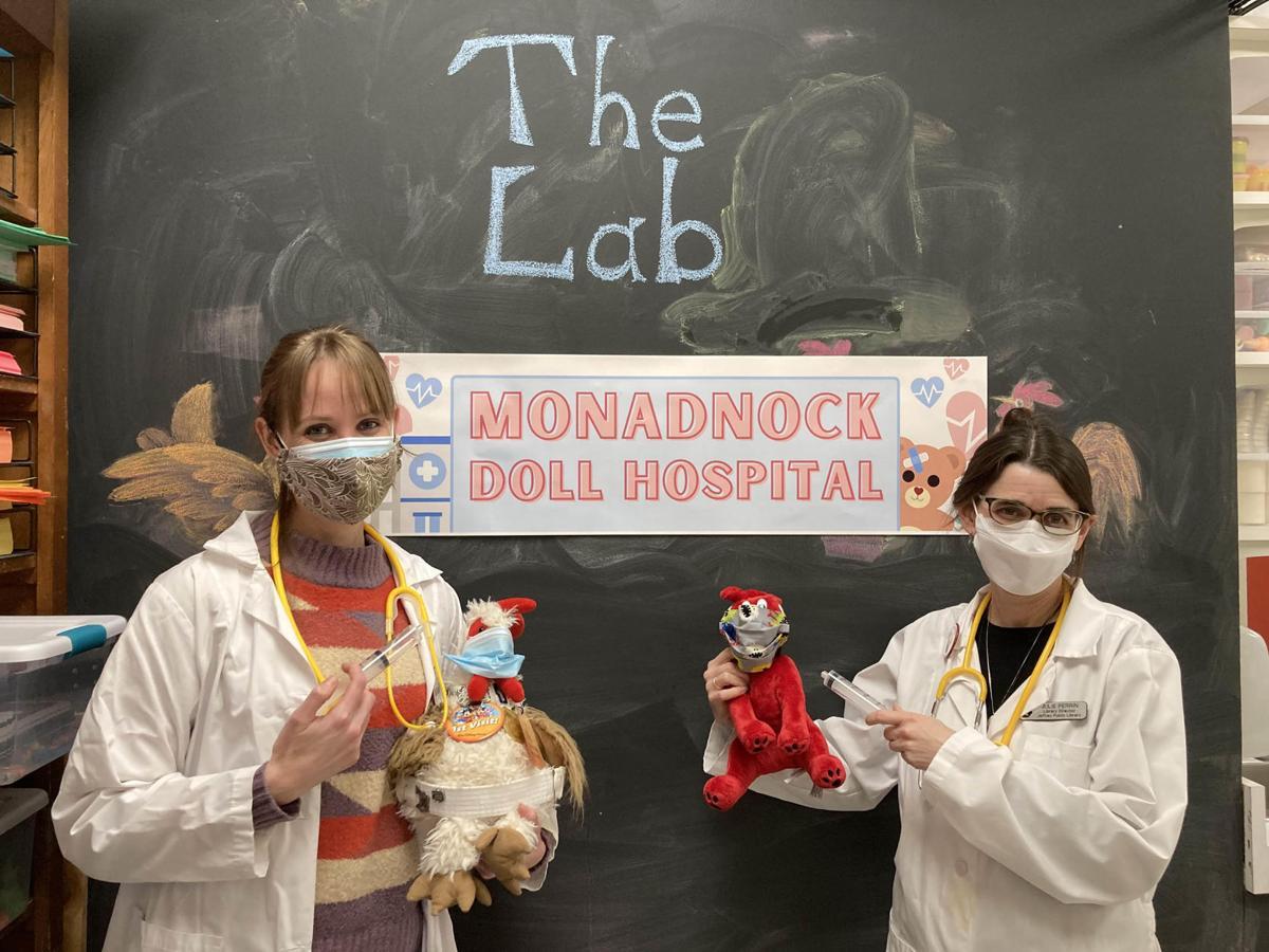 Monadnock Doll Hospital