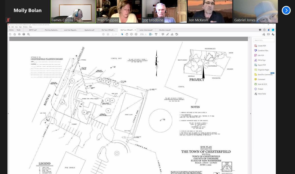 Marsh House plans
