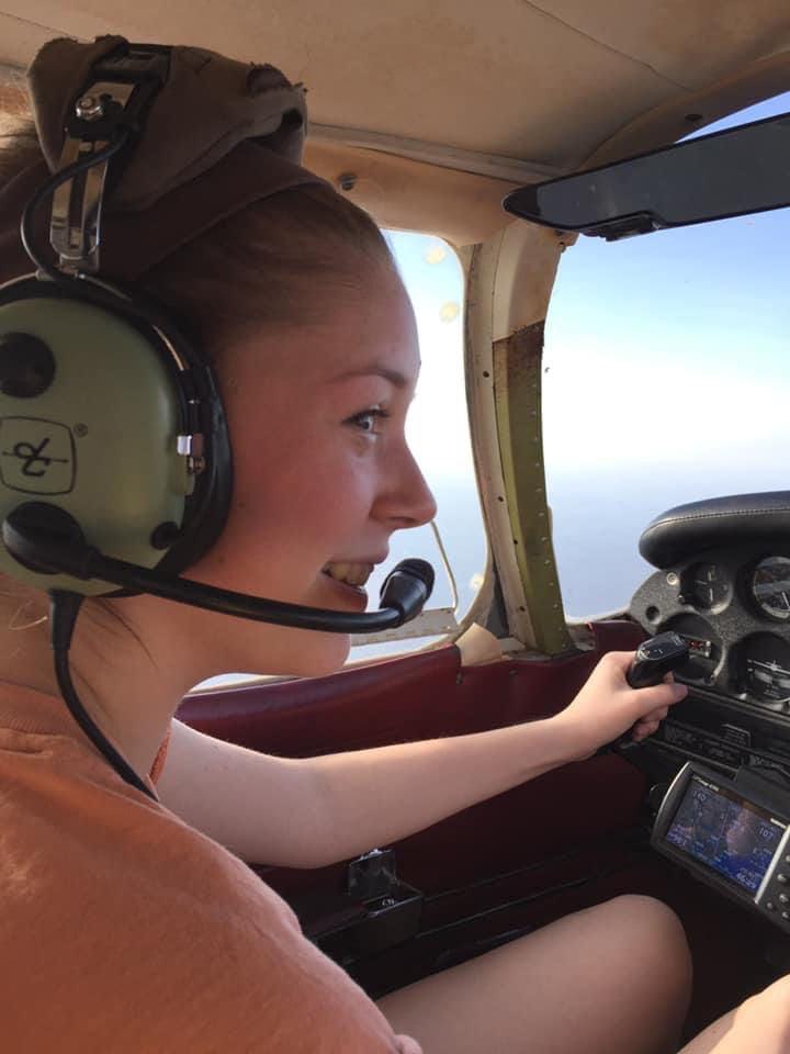 Birthday flight lesson