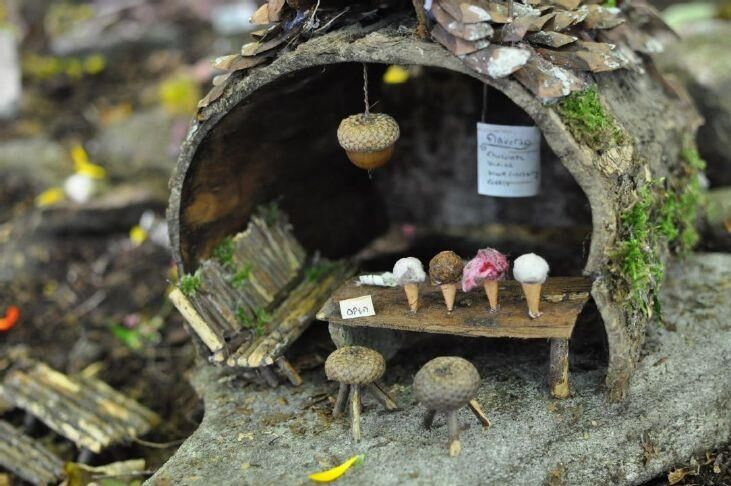 The Fairy House Festival Returns at the Nature Museum
