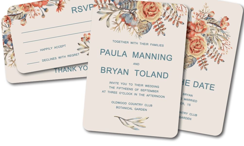 The New Etiquette of Wedding Invitations | Brides | sentinelsource.com