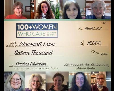 100+ Women Who Care Cheshire County