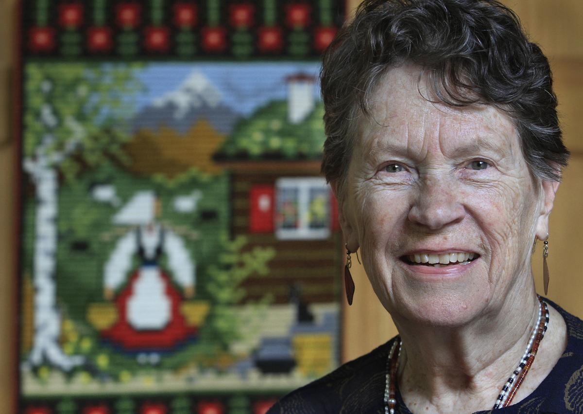 Sen. Ruth B. Ward