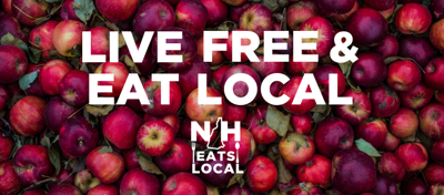 August is for Eating Local in NH